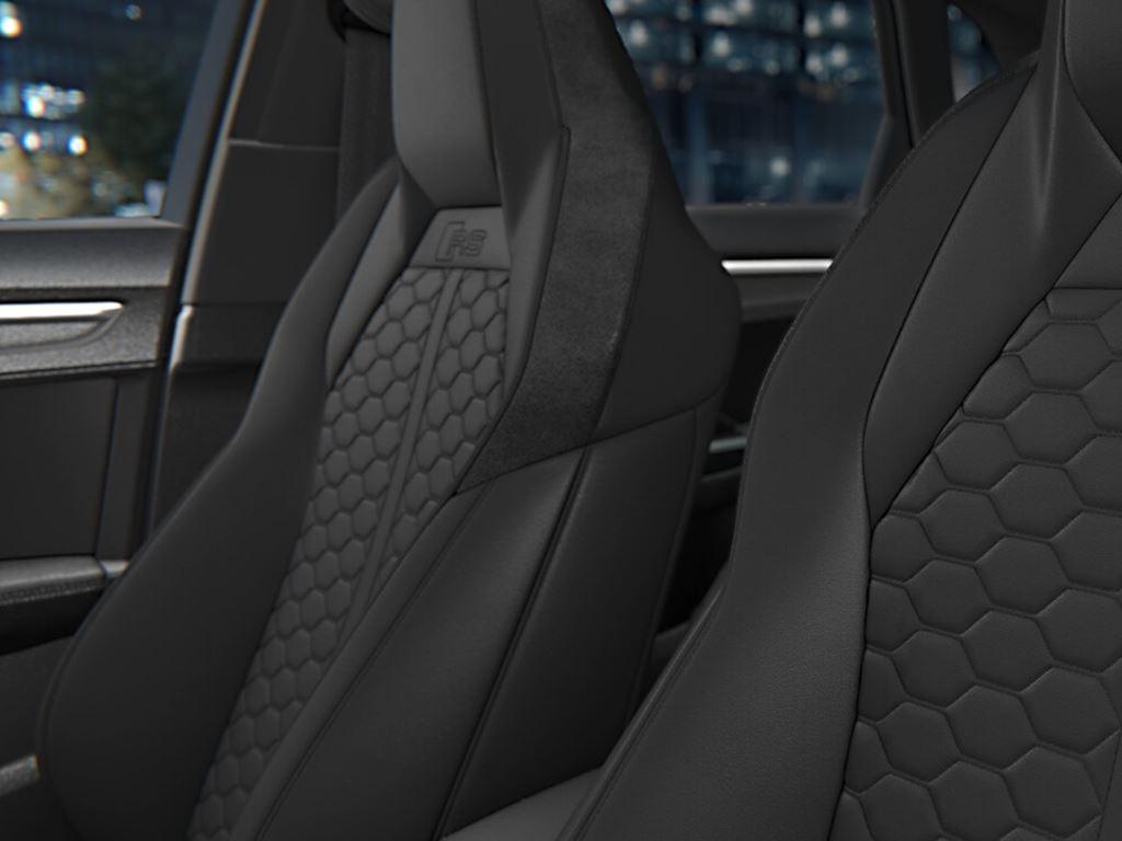 RS Q3 Sportback Seats