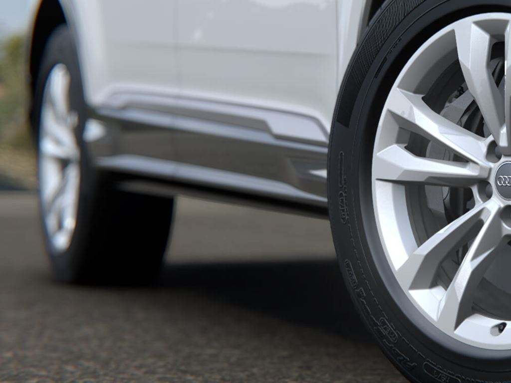 Q7 Alloy Wheels