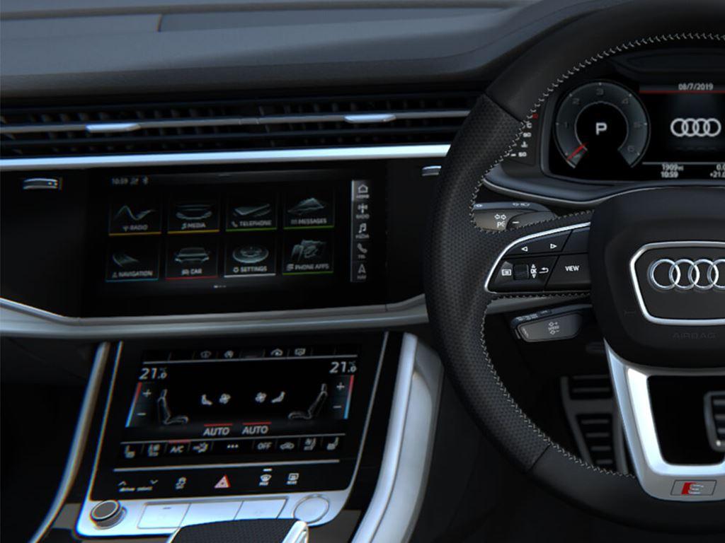 Q8 Steering Wheel