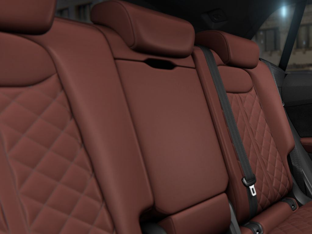 SQ8 Leather interior