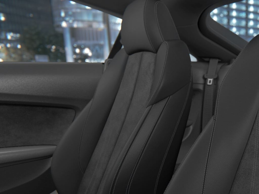 TT Coupe Seats