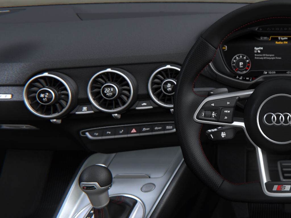 TT Roadster Steering Wheel