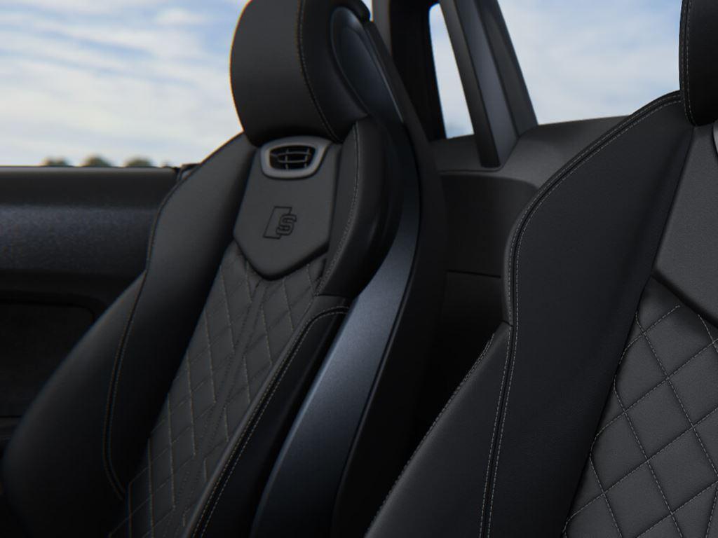 TTS Roadster seatss
