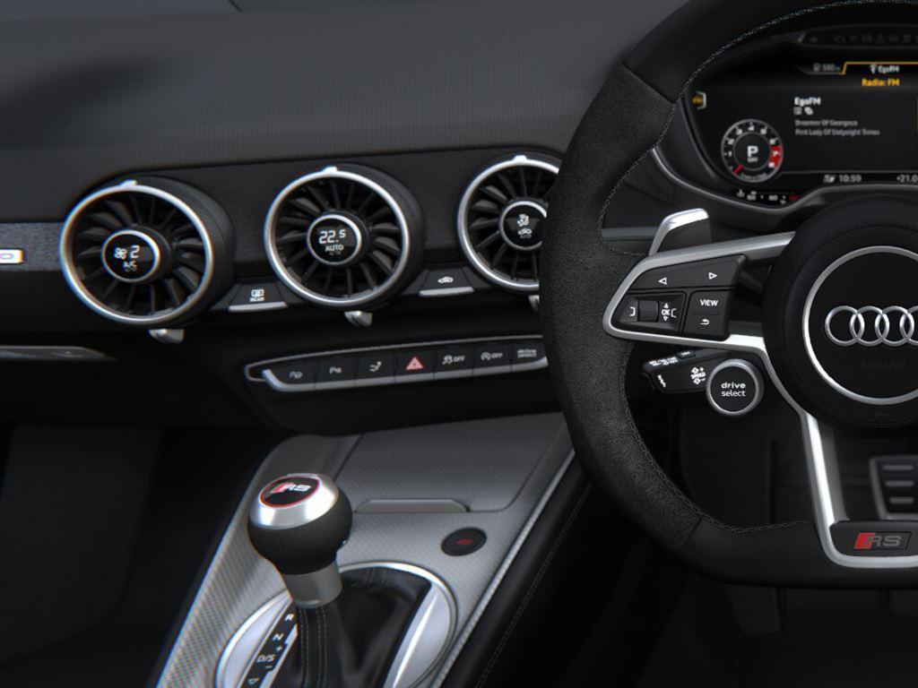 TT RS Roadster Steering Wheel