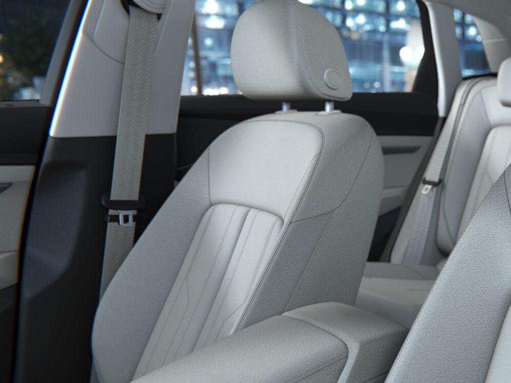 e-tron interior seats
