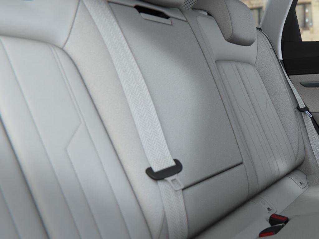 e-tron rear seats
