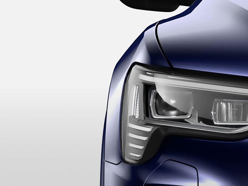 e-tron Sportback headlight