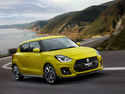 Suzuki Swift Sport Hybrid Offers