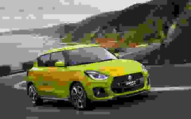 Suzuki Swift Sport Hybrid Offers