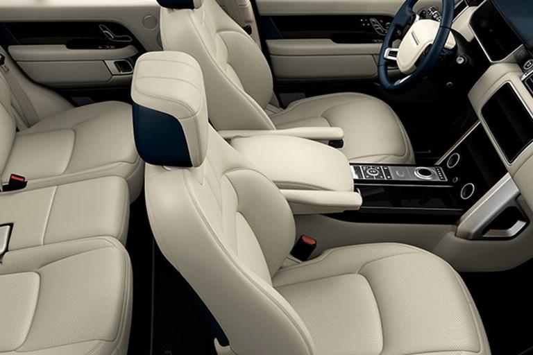 Range Rover trim grade comparison