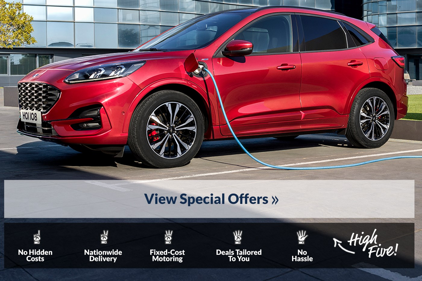 New Kuga Offers