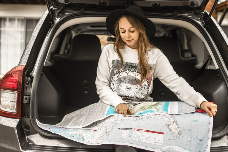 How to pack your car for a summer getaway