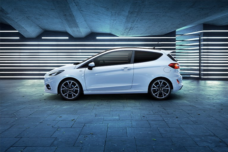 Fiesta EcoBoost Hybrid Has More Fun, Fuel Economy & Tech