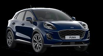 New Ford Puma Mild Hybrid