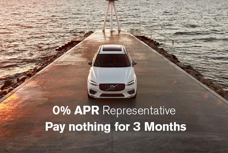 Volvo 0% 3 Months FREE