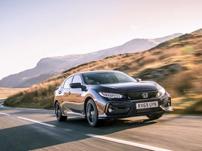Exclusive Offer – Brand New Honda 2020 Civic SR & EX Diesel Manual 25% Saving