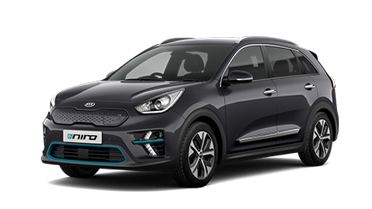 E-Niro with Business