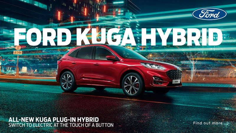 All-New Ford Kuga from £335 per month with 0% APR