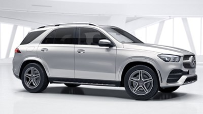 NEW Mercedes-Benz GLE 300d 4MATIC AMG