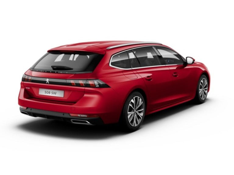 Peugeot All-New 508 SW