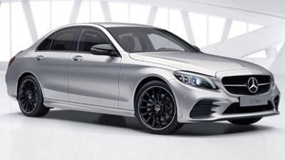 Mercedes-Benz C220d AMG Line Night Edition Premium