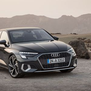 New Audi A3 Saloon