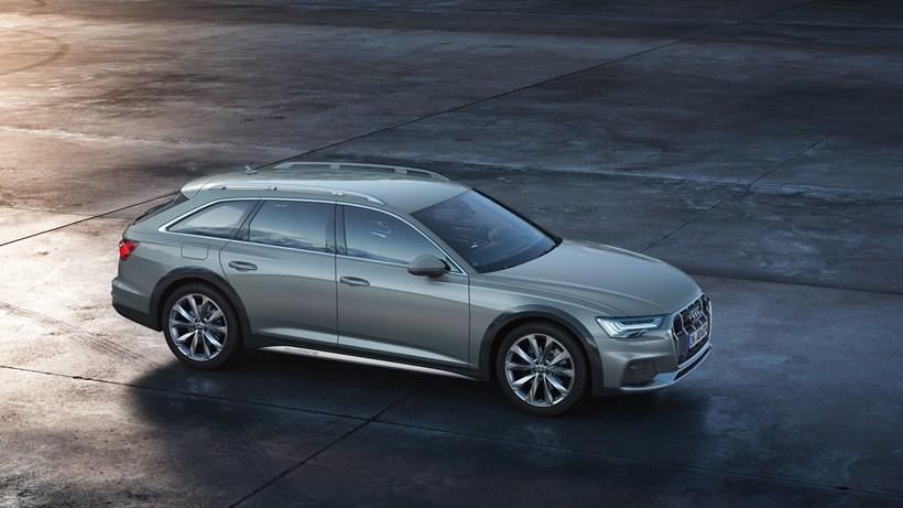 New Audi A6 Allroad