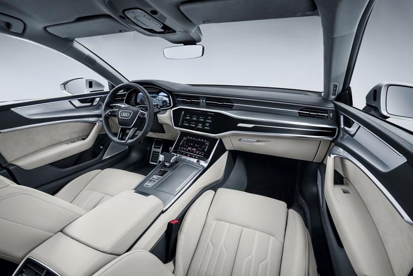 New Audi A7 Sportback