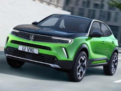 Vauxhall Mokka set to revolutionse Vauxhall
