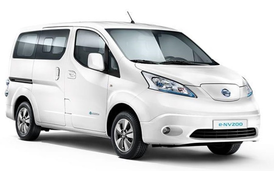 Nissan E-NV200 Evalia 40kWH Heat Pack 5 Seater