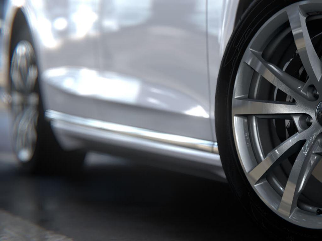 A8 Saloon alloy wheels