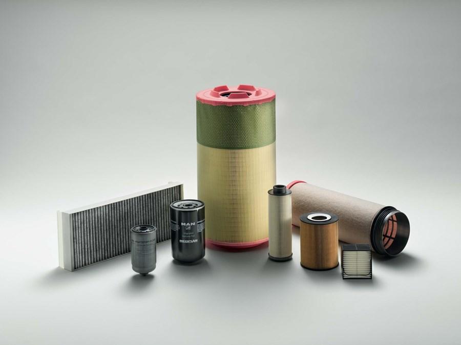 MAN Genuine Filter Maintenance Kit