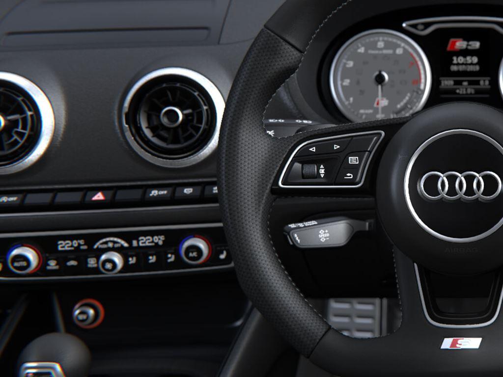 S3 Cabriolet Steering Wheel