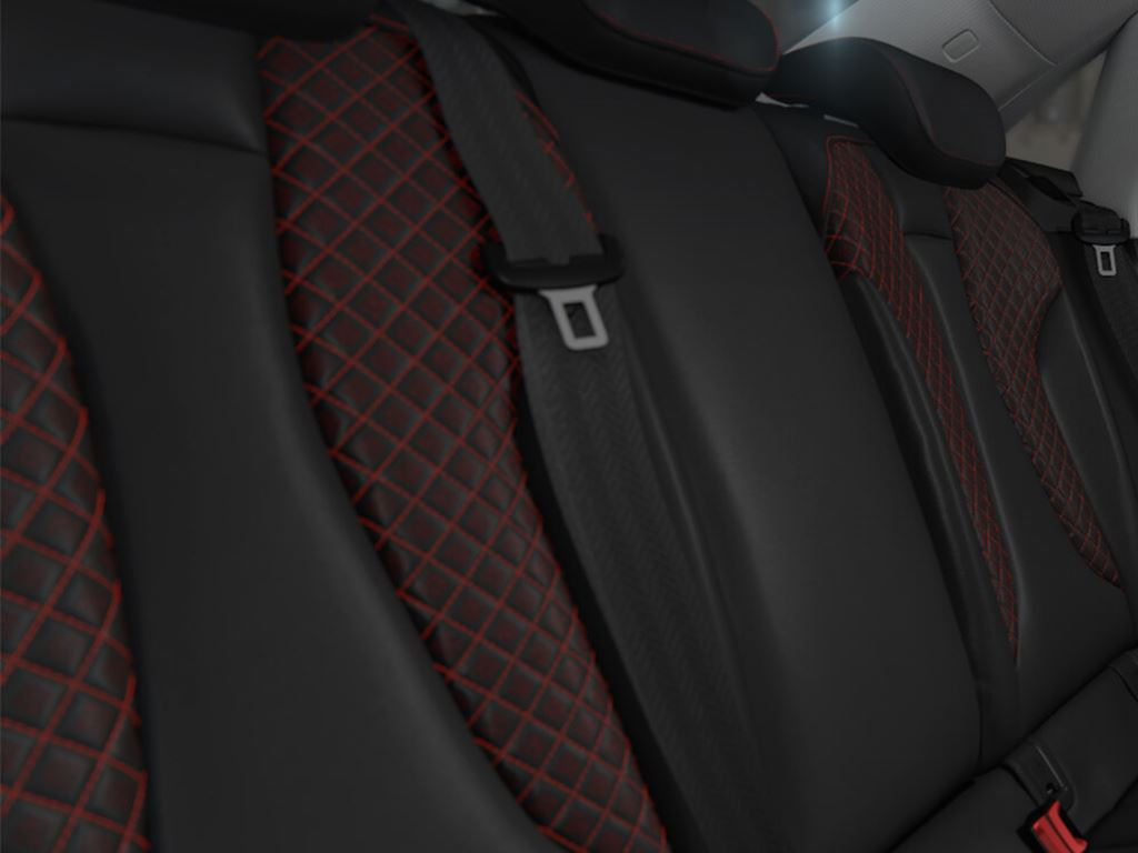 RS 3 Saloon Seats