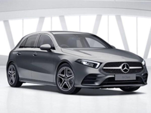 Mercedes-Benz A180d AMG Line Premium