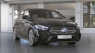 NEW Mercedes-Benz B180 AMG Line