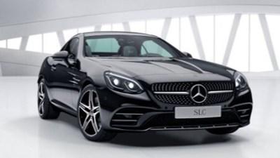 NEW Mercedes-Benz SLC 300 Final Edition