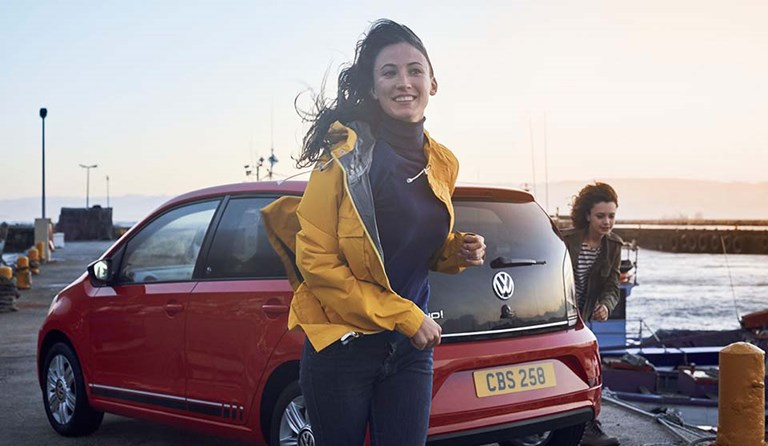 New Volkswagen UP