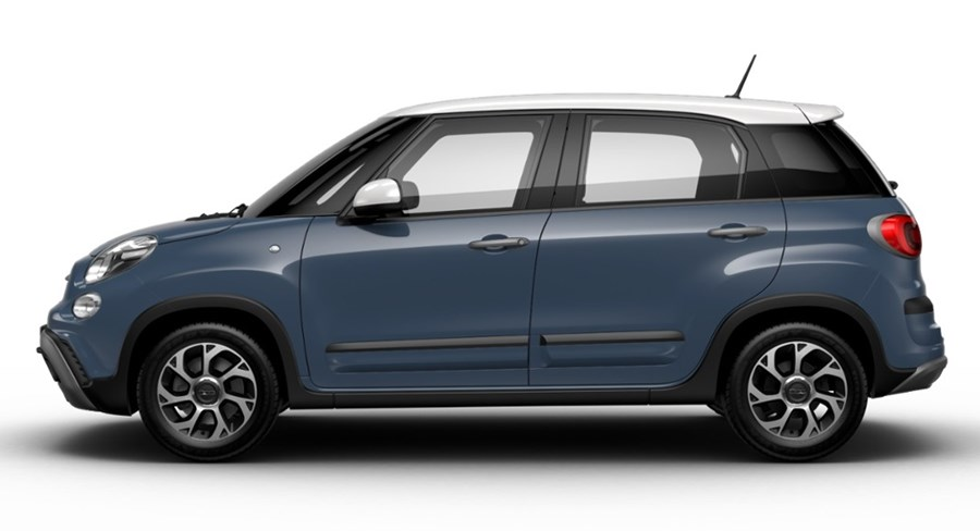 Fiat 500L 1.4 City Cross 5dr 2020