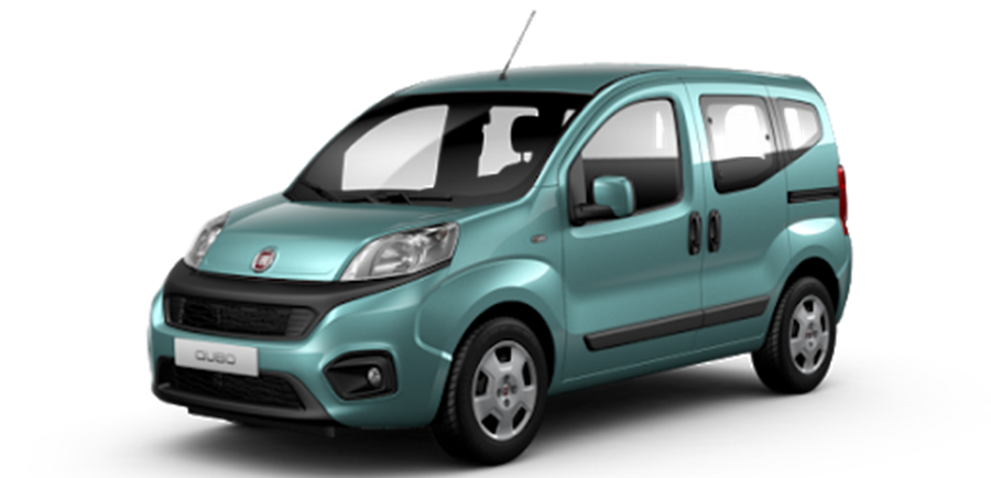 Fiat Qubo Estate 1.4 8v Pop 5dr 2019