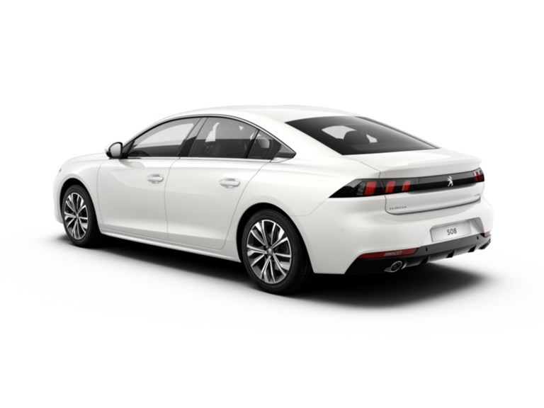Peugeot All-New 508 PureTech 180 EAT8 Allure Automatic