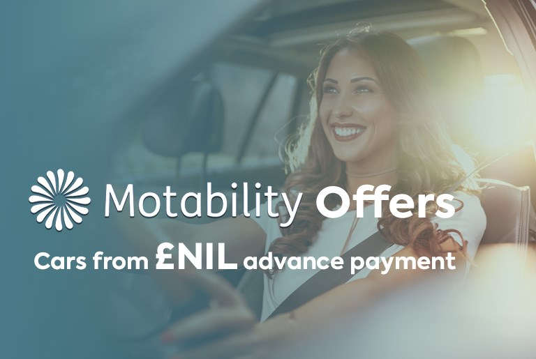 Motability at Holden