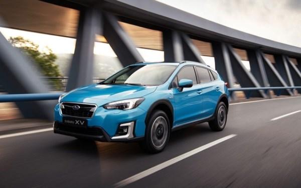 Subaru XV E-Boxer 2-0i SE Premium Lineartronic PCP Offer