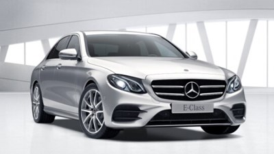 NEW Mercedes-Benz E220d AMG Line Edition Saloon
