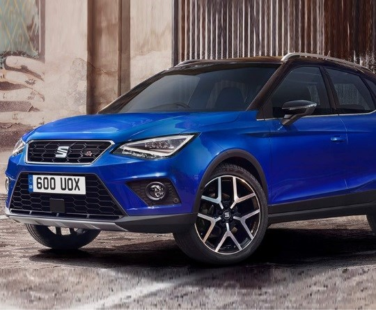 SEAT Arona PCH Offer