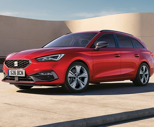 New SEAT Leon Estate Business Contract Hire Offer