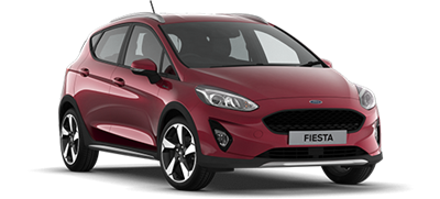 Ford Fiesta Active X Edition 1.0L EcoBoost 95PS 5 DR Upgrade & Save More