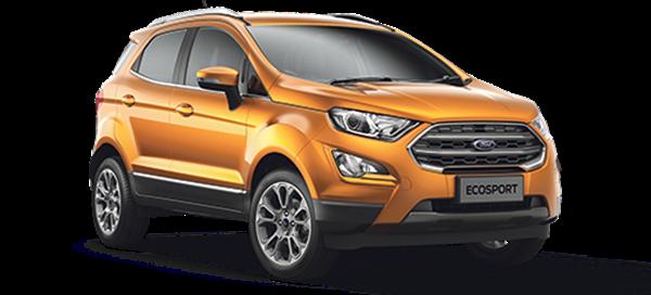 Ford EcoSport Titanium 1.0L EcoBoost 125PS Upgrade & Save