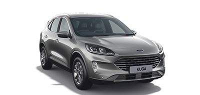 All-New Ford Kuga Titanium First Edition pHEV 2.5L Duratec 225PS