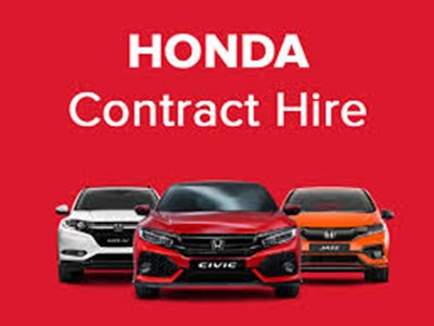 Honda Contract Hire Offers